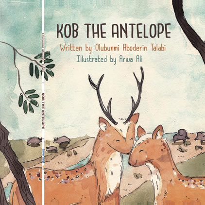 Kob the Antelope