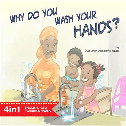 Why Do You Wash Your Hands? 4-in-1